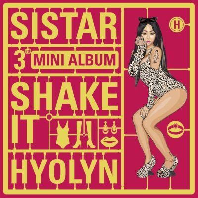 Sistar - Shake It (Hyolyn Ver.)