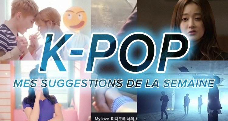 K-Pop du 28 février au 5 mars 2016