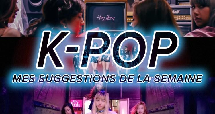 K-Pop du 7 au 13 août 2016