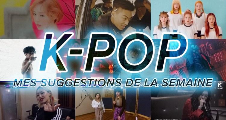 K-Pop du 4 au 11 septembre 2016