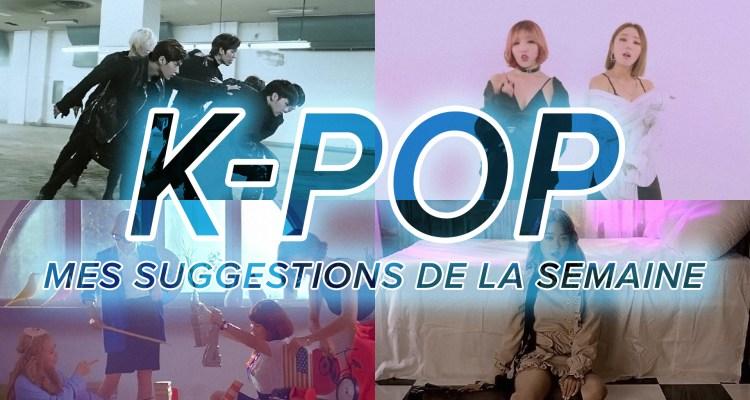 K-Pop du 18 au 24 septembre 2016