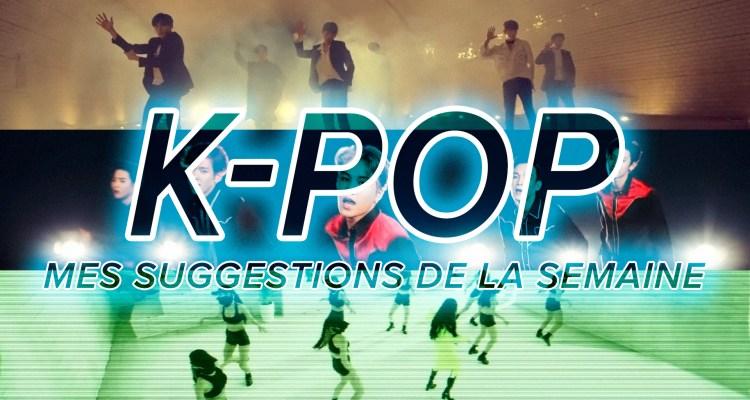 K-Pop du 13 au 19 novembre 2016