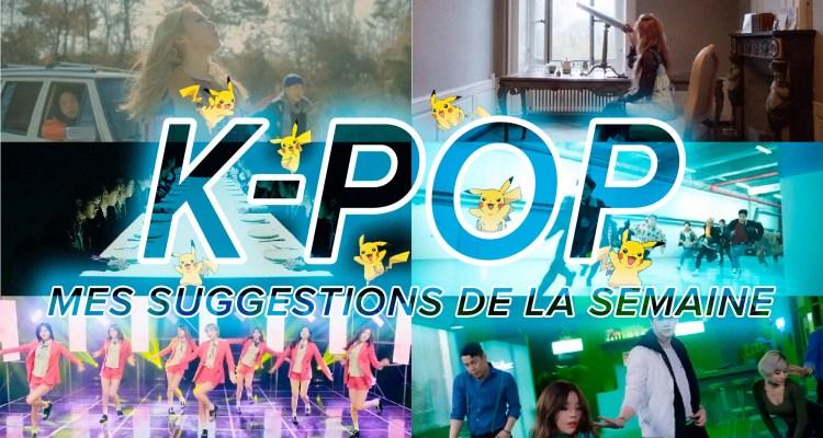 K-Pop du 4 au 10 décembre 2016