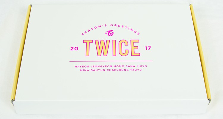 Twice - Season's Greeting 2017
