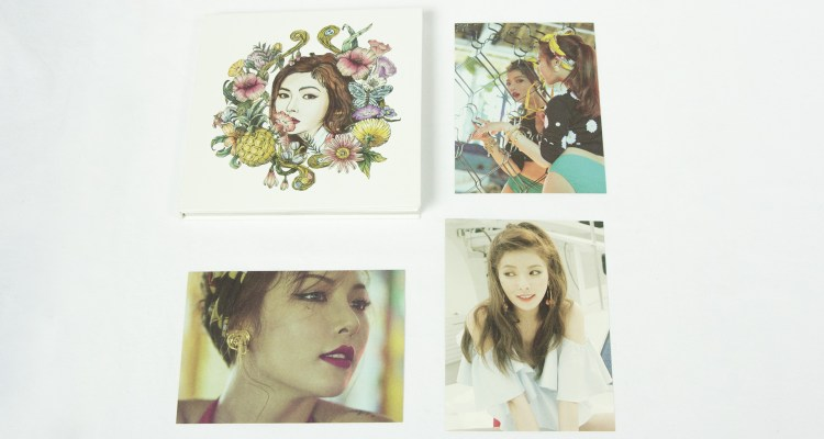 HyunA – A'wesome