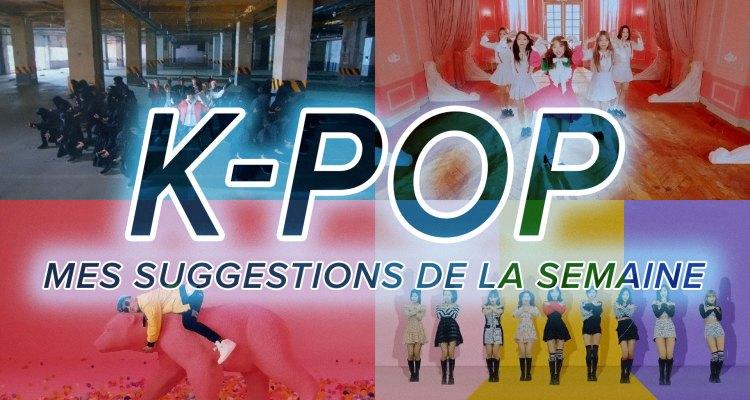 K-Pop du 19 au 25 février 2017