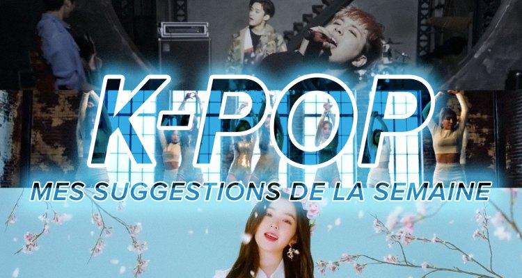 K-Pop du 26 mars au 1er avril 2017