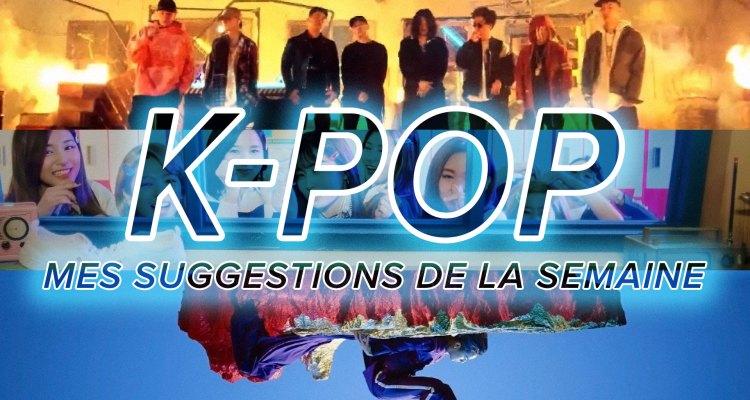 K-Pop du 14 au 20 mai 2017