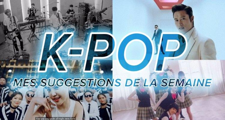 K-Pop du 7 au 13 mai 2017