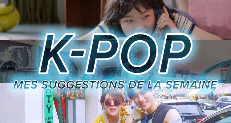 K-Pop du 16 au 22 juillet 2017