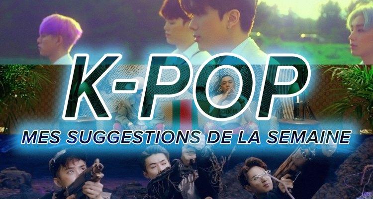 K-Pop du 3 au 9 septembre 2017