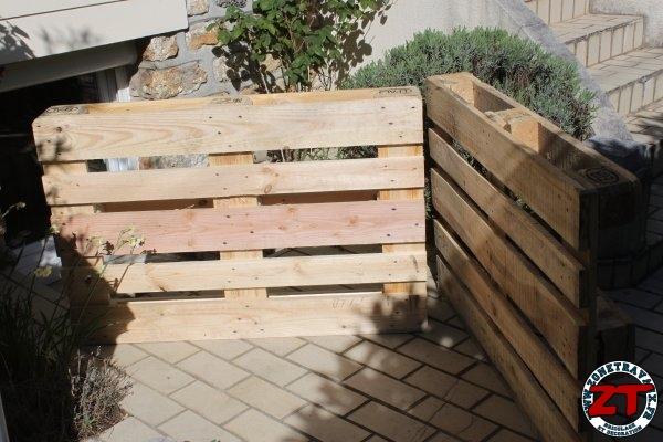 Plan Salon De Jardin En Palette Bois | Meuble Bois Recup - L ...