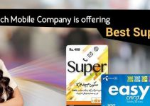 Zong Super Card All in One Bundles