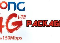 Zong 4G Packages
