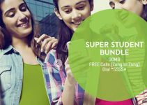 Zong Student Package Internet and Call Bundles
