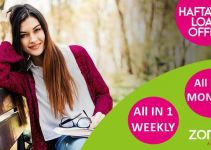 Zong 4G New Internet Packages Haftawar, All in 1 Weekly & Monthly Offer