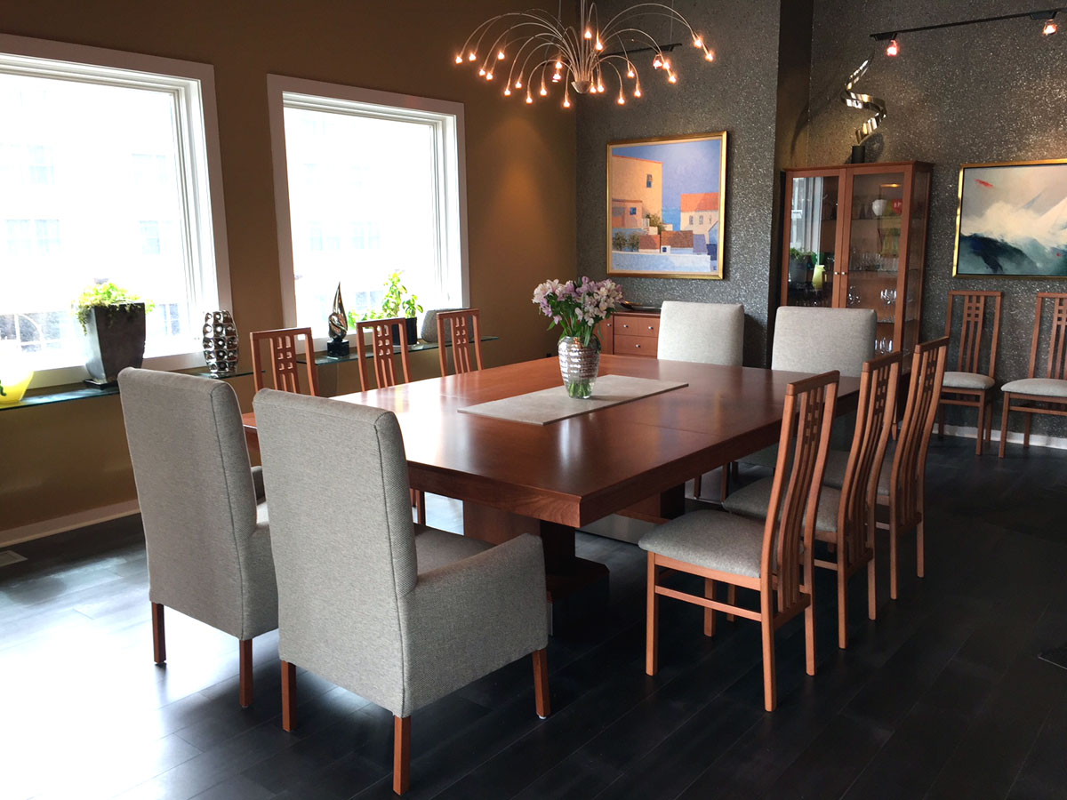 """""""Large Formal Dining Table"""""""