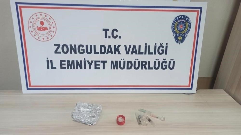 Emniyetten uyuşturucu operasyonu: 1 tutuklu