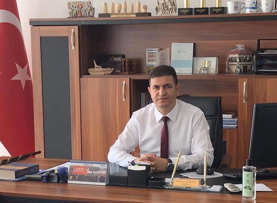 Alaplı Gençlik ve Spor Müdürlüğüne Erhan Yavaş getirildi