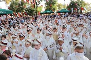 Kdz. Ereğli Belediyesi 200 çocuğu sünnet ettirdi
