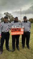 Bourbonnais referees