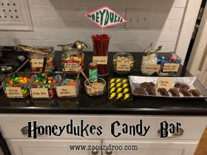 honeydukes candy bar