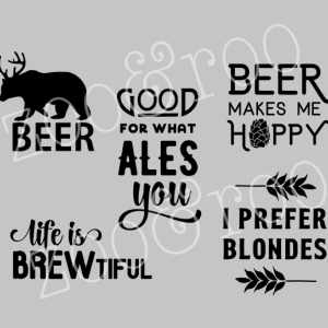 Beer Quotes by zoo&roo