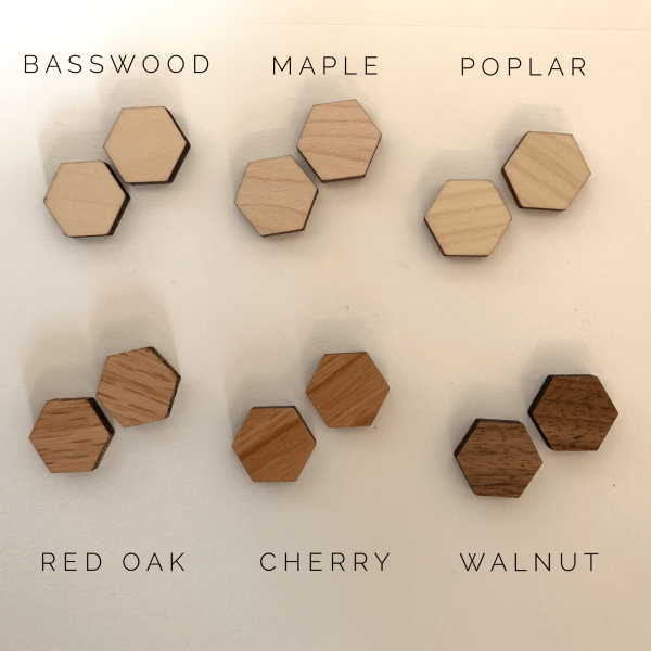 wood color options choices