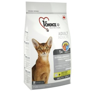 1st Choice Hypoallergenic Adult cat