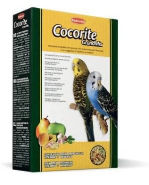 GRANDMIX COCORITE Комплексный корм для маленьких попугаев
