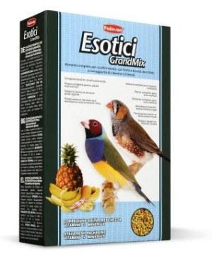 GRANDMIX ESOTICI Комплексный корм для экзотических птиц