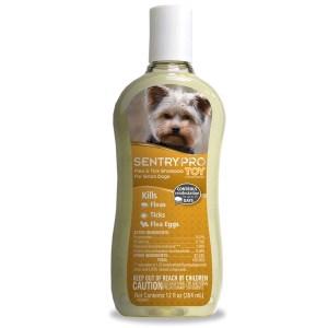 Sentry Pro Toy Shampoo от блох и клещей для собак мини и малых пород