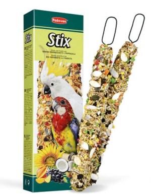 Stix pappagalli Лакомые палочки для крупных попугаев