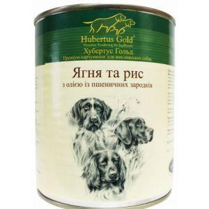 Hubertus Gold Ягненок и рис
