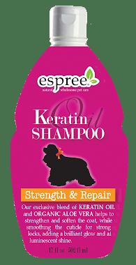 Keratin Oil Shampoo Шампунь с кератиновым маслом укрепление и восстановление