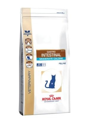 Royal Canin Gastro Intestinal Moderate Calorie GIM35 Лечебный корм для кошек