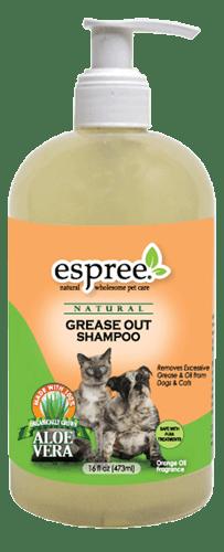 Grease Out Shampoo Косметическое средство от сильных загрязнений и жира для собак и кошек