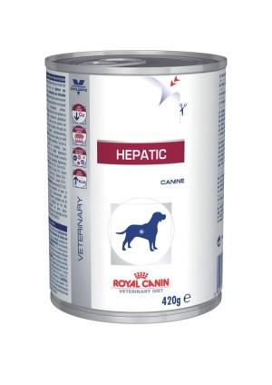 Royal Canin Hepatic Лечебные консервы для собак