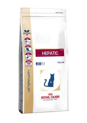 Royal Canin Hepatic HF26 Feline Лечебный корм для кошек