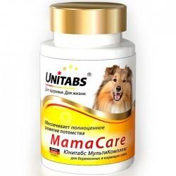 Unitabs MAMA CARE — витаминно-минеральная добавка для беременных и кормящих собак