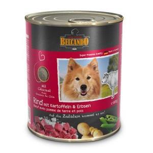 Консервы для собак Belcando (Белькандо) Говядина с картофелем и горохом