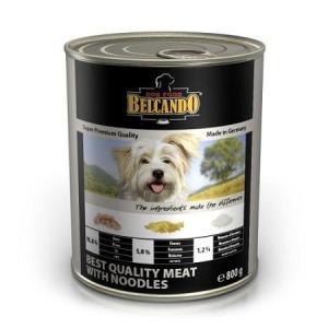Консервы для собак Belcando Отборное мясо с лапшой