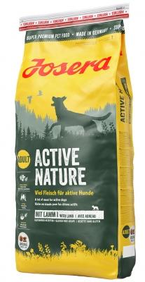 Josera Active Nature для взрослых собак, с оптимизированным рецептом