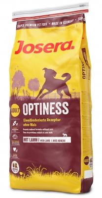 Josera Optiness сухой корм в больших гранулах с пониженным уровнем белка для взрослых собак