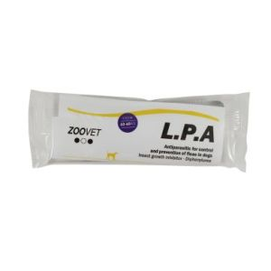Л.П.А. (L.P.A) таблетка от блох для собак весом 40-60 кг