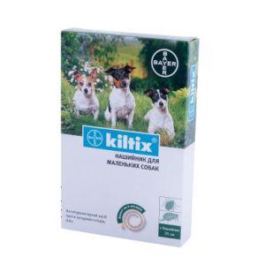 Килтикс (Kiltix) ошейник для собак 35 см
