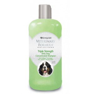Veterinary Formula Triple Strength Dirty Dog Concentrated Shampoo ВЕТЕРИНАРНАЯ ФОРМУЛА ТРОЙНАЯ СИЛА КОНЦЕНТРИРОВАННЫЙ ШАМПУНЬ грязеотталкивающий