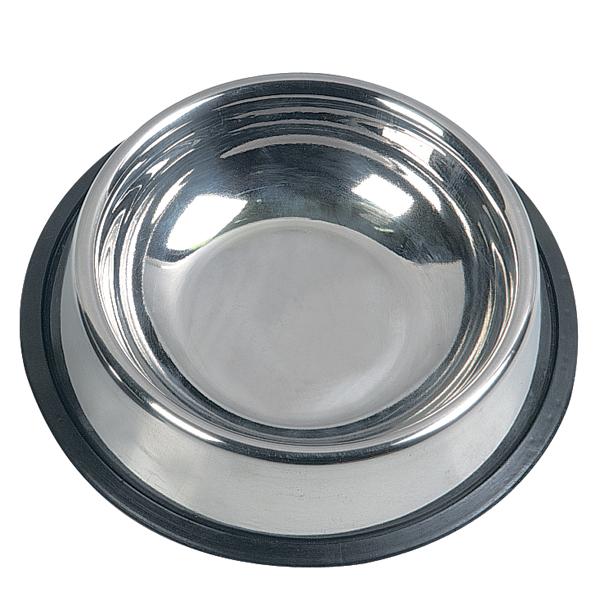 Karlie-Flamingo Inox Cat Dish КАРЛИ-ФЛАМИНГО миска для кошек