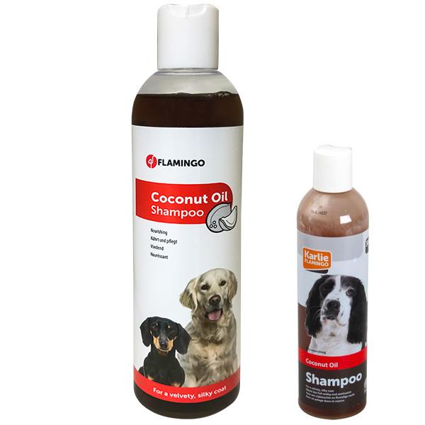 Karlie-Flamingo Coconut Oil Shampoo КАРЛИ-ФЛАМИНГО шампунь для собак