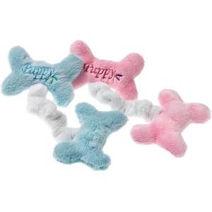 Karlie-Flamingo Puppy Mini Bones КАРЛИ-ФЛАМИНГО ПАППИ МИНИ БОНЗ игрушка для собак